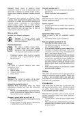 BlackandDecker Sabb Orbitale A Caso- Ka198gt - Type 1 - Instruction Manual (Czech) - Page 6