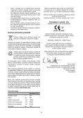 BlackandDecker Sabb Orbitale A Caso- Ka198gt - Type 1 - Instruction Manual (Czech) - Page 7