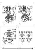 BlackandDecker Smerigliatrice Angolare Piccola- Cd105 - Type 4 - Instruction Manual (Balcani) - Page 3