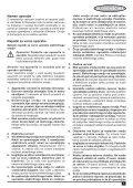 BlackandDecker Smerigliatrice Angolare Piccola- Cd105 - Type 4 - Instruction Manual (Balcani) - Page 5