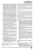 BlackandDecker Smerigliatrice Angolare Piccola- Cd105 - Type 4 - Instruction Manual (Balcani) - Page 7