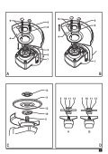BlackandDecker Smerigliatrice Angolare Piccola- Ast6 - Type 3 - Instruction Manual (Europeo) - Page 3