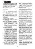 BlackandDecker Smerigliatrice Angolare Piccola- Kg751 - Type 1 - Instruction Manual (Polonia) - Page 4