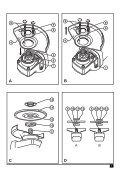 BlackandDecker Smerigliatrice Angolare Piccola- Cd110 - Type 4 - Instruction Manual (Europeo Orientale) - Page 3
