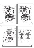BlackandDecker Smerigliatrice Angolare Piccola- Kg925 - Type 2 - Instruction Manual (Inglese) - Page 3