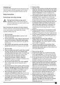 BlackandDecker Smerigliatrice Angolare Piccola- Kg925 - Type 2 - Instruction Manual (Inglese) - Page 5