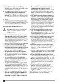 BlackandDecker Smerigliatrice Angolare Piccola- Kg925 - Type 2 - Instruction Manual (Inglese) - Page 6