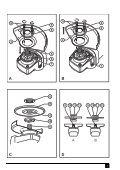 BlackandDecker Smerigliatrice Angolare Piccola- Kg900 - Type 2 - Instruction Manual (Europeo) - Page 3