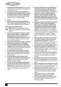 BlackandDecker Smerigliatrice Angolare Piccola- Kg900 - Type 2 - Instruction Manual (Europeo) - Page 6