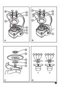 BlackandDecker Smerigliatrice Angolare Piccola- Kg900 - Type 3 - Instruction Manual (Europeo Orientale) - Page 3