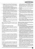 BlackandDecker Smerigliatrice Angolare Piccola- Kg900 - Type 3 - Instruction Manual (Europeo Orientale) - Page 7