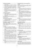 BlackandDecker Smerigliatrice Angolare Piccola- Kg750 - Type 1 - Instruction Manual (Ungheria) - Page 7
