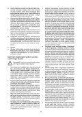 BlackandDecker Smerigliatrice Angolare Piccola- Kg750 - Type 1 - Instruction Manual (Slovacco) - Page 5