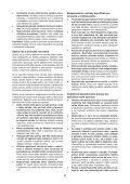 BlackandDecker Smerigliatrice Angolare Piccola- Kg750 - Type 1 - Instruction Manual (Slovacco) - Page 6