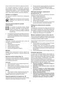 BlackandDecker Piallatrice- Kw712 - Type 2 - Instruction Manual (Polonia) - Page 6