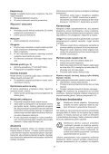 BlackandDecker Piallatrice- Kw712 - Type 2 - Instruction Manual (Polonia) - Page 7
