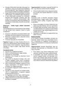 BlackandDecker Pistola Termica- Kx2000k - Type 3 - Instruction Manual (Ungheria) - Page 7