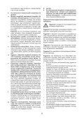 BlackandDecker Pistola Termica- Kx1692 - Type 1 - Instruction Manual (Ungheria) - Page 5