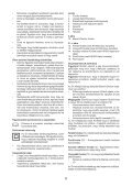 BlackandDecker Pistola Termica- Kx1692 - Type 1 - Instruction Manual (Ungheria) - Page 6