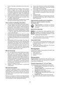 BlackandDecker Pistola Termica- Kx2001 - Type 1 - Instruction Manual (Ungheria) - Page 5