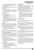 BlackandDecker Maschera Da Taglio- Ks495 - Type 1 - Instruction Manual (Estonia) - Page 7