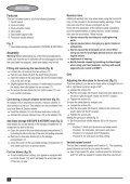 BlackandDecker Maschera Da Taglio- Ks700pe - Type 1 - Instruction Manual (Europeo) - Page 6