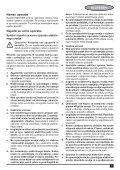 BlackandDecker Piallatrice- Kw712 - Type 2 - Instruction Manual (Balcani) - Page 5