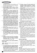 BlackandDecker Piallatrice- Kw712 - Type 2 - Instruction Manual (Balcani) - Page 6
