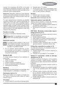 BlackandDecker Piallatrice- Kw712 - Type 2 - Instruction Manual (Balcani) - Page 7