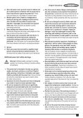 BlackandDecker Smerigliatrice Angol- Kg2205 - Type 1 - Instruction Manual (Europeo) - Page 5