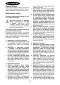 BlackandDecker Sega Circolare- Ks1300 - Type 1 - Instruction Manual (Slovacco) - Page 4
