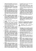 BlackandDecker Sega Circolare- Ks1300 - Type 1 - Instruction Manual (Slovacco) - Page 5