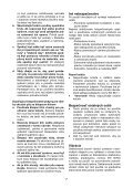 BlackandDecker Sega Circolare- Ks1300 - Type 1 - Instruction Manual (Slovacco) - Page 7