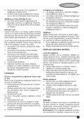 BlackandDecker Maschera Da Taglio- Ks495 - Type 1 - Instruction Manual (Lettonia) - Page 7