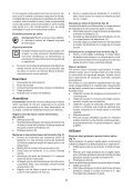 BlackandDecker Maschera Da Taglio- Ks495 - Type 1 - Instruction Manual (Romania) - Page 5