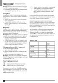 BlackandDecker Pistola Termica- Kx1650 - Type 1 - Instruction Manual (Europeo) - Page 6