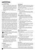 BlackandDecker Maschera Da Taglio- Ks495 - Type 1 - Instruction Manual (Lituania) - Page 6