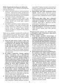 BlackandDecker Sega Circolare- Cd601 - Type 2 - Instruction Manual (Slovacco) - Page 6