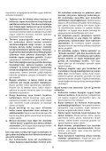 BlackandDecker Sega Circolare- Cd601 - Type 1 - Instruction Manual (Turco) - Page 6