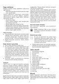BlackandDecker Sega Circolare- Cd601 - Type 1 - Instruction Manual (Turco) - Page 7