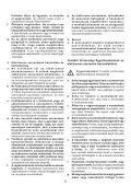 BlackandDecker Sega Circolare- Cd601 - Type 2 - Instruction Manual (Ungheria) - Page 5