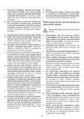BlackandDecker Sega Circolare- Cd602 - Type 1 - Instruction Manual (Slovacco) - Page 5
