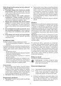 BlackandDecker Sega Circolare- Cd602 - Type 1 - Instruction Manual (Slovacco) - Page 7