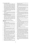 BlackandDecker Sega A Scure- Cs355 - Type 1 - Instruction Manual (Czech) - Page 5