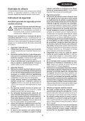 BlackandDecker Maschera Da Taglio- Ks700pe - Type 1 - Instruction Manual (Romania) - Page 3