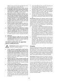 BlackandDecker Maschera Da Taglio- Ks700pe - Type 1 - Instruction Manual (Romania) - Page 4