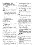 BlackandDecker Maschera Da Taglio- Ks700pe - Type 1 - Instruction Manual (Romania) - Page 5