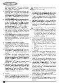BlackandDecker Utensile Multifunzione- Hpl108 - Type H1 - Instruction Manual (Europeo Orientale) - Page 6