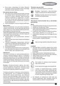 BlackandDecker Utensile Multifunzione- Hpl108 - Type H1 - Instruction Manual (Europeo Orientale) - Page 7