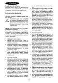 BlackandDecker Sega Circolare- Ks1300 - Type 1 - Instruction Manual (Romania) - Page 4